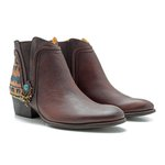 BOTA FEMININA LUNA BROWN