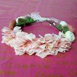Coroa De Flores Rosê