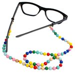 Cordão para Óculos Bolinhas Colors Colorido