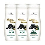 Leave-in Tânagra Néctar da Terra Açaí 320ml