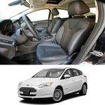 Revestimento Banco de Couro Ford Focus 2009 a 2014