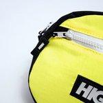 SPORT WAIST BAG HIGH LEMON