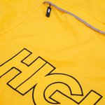 WATERPROF HIGH ANAROK LOGO YELLOW/REFLECTIVE
