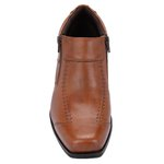 Sapato Bota Social Urban Escrete Whisky 742