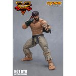 Street Fighter V – Hot Ryu 1:12 Scale Action Figure – SDCC 2017 Exclusive – Storm Collectibles