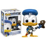 Kingdom Hearts: Donald Duck Pop! Vinyl – Funko (Pato Donald Pop! Vinil)