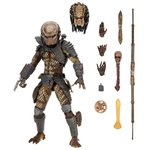 "Predator 2: Predator Ultimate City Hunter – 7"" Scale Action Figure (Predador)"