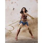 WONDER WOMAN: JUSTICE LEAGUE – S.H. Figuarts – Bandai