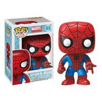 Marvel: Homem-Aranha Pop! Vinyl Bobble Head (Spider-Man Pop! Vinyl)