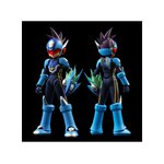 Mega Man Star Force: Shooting Star Mega Man – 4 Inch Nel – Sentinel