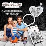 CHAVEIRO COM FOTOGRAÇÃO