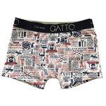 Cueca Boxer Cotton Barber