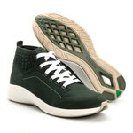 Tênis Jhon Boots Yeezy Sneakers Casual - Verde Militar