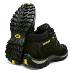 Bota Adventure CAT Experience - Preto