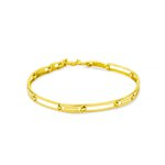 Bracelete de Ouro Cuiaba