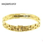 Bracelete de Ouro Natal RN