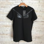 T-Shirt Fendi Black