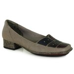 Sapato New Mariah Glace Em Couro J.Gean