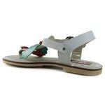 Sandália Em Couro Gray J.Gean BI0064