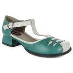 Sapato Em Couro Esmeralda J.Gean AK0052/16