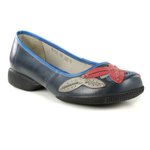 Sapatilha em Couro Exclusiva Blue J.Gean AI0255-01