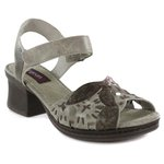 Sandália em Couro Marjorie Glace J.Gean BL0033-03