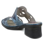 Sandália Em Couro Marjorie Indigo J.Gean BL0036-03
