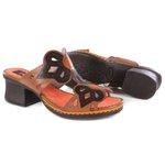 Sandália em Couro Marjorie Tamara J.Gean BL0036-02