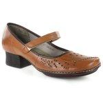 Sapato Em Couro New Kelly Tamara J.Gean