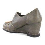 Sapato em Couro Susan Anabela Alto Café J.Gean CZ0006-02