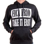 MOLETOM FICA FRIO/TAKE IT EASY SUPER SOFT (CHARCOAL)