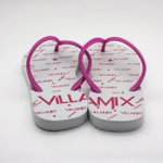CHINELO VILLA MIX ROSA
