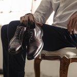 Sapato Oxford Masculino Rodgers Burgundy