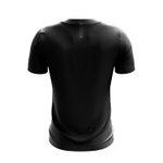 Camisa Casual Masculina Preta