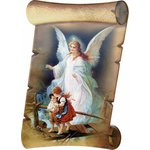 Pergaminho Anjo da Guarda