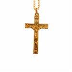Corrente com Crucifixo