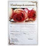 Lembrança de Casamento com Texto