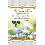 Bloquinho de Anotação - Versículos Bíblicos