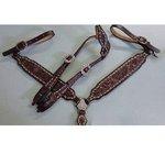 Conjunto Cabecada e Peiteira - Master Saddles 15