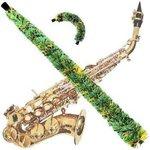 Escova Secadora Para Sax Soprano (Curvo - Sopranino)