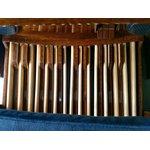 Orgão Eletrônico Harmonia Hs-500 Orquestra