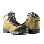 Bota Adventure Kallucci Everest Verde Militar