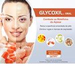 Glycoxil Composto Antioxidante Rejuvenescedor 60cápsulas