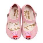 Sapatilha Infantil Peppa Pig Rosa