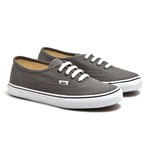 TENIS VANS AUTHENTIC CINZA