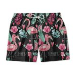 SHORT TACTEL USETHUCO FLAMINGO PRETO