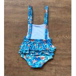Body Infantil Mermaid