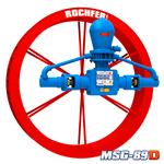 Bomba MSG-89D + Roda 2,20 x 0,36 m