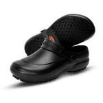 Calçado Babuch Tipo Croc preto - Softworks