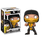 MORTAL KOMBAT: SCORPION POP! VINYL
